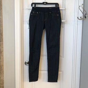 AG jeans with elastic waistband